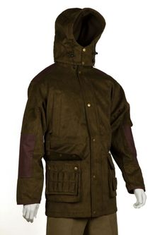 Bonart Country Clothing Rhodesian Performance Jacket gentlemans High performance Hunting and Stalking jacket Both Waterproof and Breathable