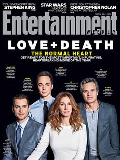HBO's #TheNormalHeart is the most important & heartbreaking movie of 2014: http://popwatch.ew.com/2014/05/07/the-normal-heart-cover/
