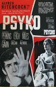 psycho hitchcock poster - Pesquisa Google