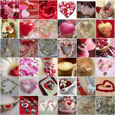 Assorted Valentine's Day/Holiday Ideas