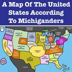 ♥ Michigan...Haha, not really but it's kinda funny!