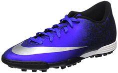 the latest 5d838 96b6a Scarpe da Calcio - Nike Mercurial Vortex II CR TF - Uomo - colore Blu -  misura 43 EU