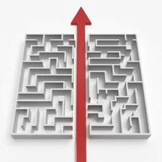Illustration about Red straight line through the maze isolated on a white background. Illustration of free, creative, answers - 33437970 Air Conditioner Cover, Brand Advertising, Red Arrow, Straight Lines, Maze, Finding Yourself, Projects To Try, Royalty Free Stock Photos, Dots