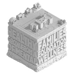 Mental Health Center of Denver - Communities by Peter Jaworowski, via Behance