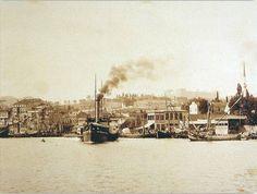 Beşiktaş İskelesi 1890'lar... #istanbul