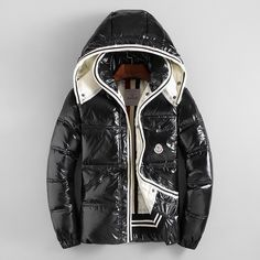 Fashion Brand Mens Jacket 2018 New Arrival welcome to Wholesale multi style Polyester Size M optional we are factory Huge Discount for wholesaler please contact us if you need large quantity thanks Office Fashion Women, Curvy Women Fashion, Womens Fashion For Work, Fashion Over 40, Moncler, Winter Jackets, Men's Jackets, Fashion Brand, Autumn Fashion
