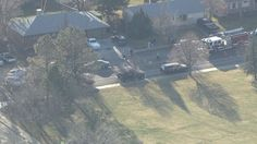 Person hit by car near park in Aurora