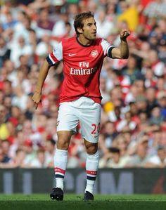Arsenal 1 Spuds 0 - Mathieu!