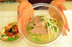 Zero Calorie Miracle Noodle Pho Recipe! | Blogilates