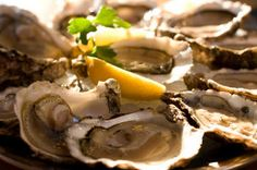 """Oysters with Garlic Butter   Mireille Guiliano's """"French Women Don't Get Fat"""""""