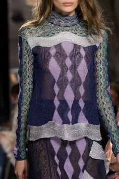 Peter Pilotto at London Fall 2016 (Details)