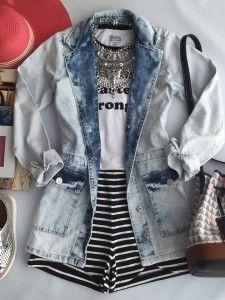 Compre Shorts Feminino Em Até 6x Sem Juros e Frete Grátis Nas Compras Acima de R$ 149,90 - Moda Feminina na loja Estação Store com o menor preço e ande sempre na moda.