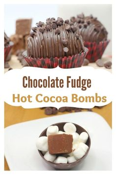 Hot Chocolate Gifts, Christmas Hot Chocolate, Easy Chocolate Desserts, Cooking Chocolate, Hot Chocolate Bars, Chocolate Drizzle, Hot Chocolate Recipes, No Cook Desserts, Mini Chocolate Chips