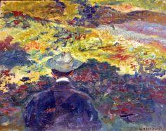 "Władysław Podkowiński - Study  (""Studium"") French Impressionist Painters, Illustration, Landscapes, Painting, Artists, Summer, Czech Republic, Impressionism, Slovenia"