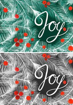 Margaret Berg Art: Pine+Joy:+Green+