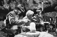 Behind the scenes on Indiana Jones and the Raiders of the Lost Ark