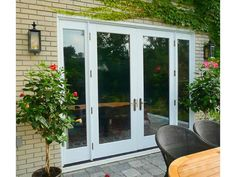 FRENCH DOORS: Inswing, Outswing, Single Or Double