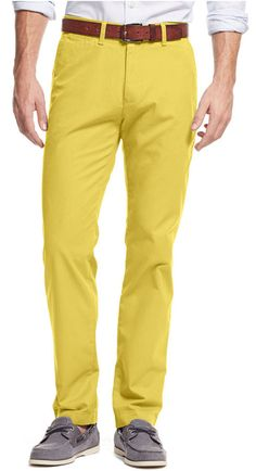 Mens Cotton Twill Chinos Trousers Tommy Hilfiger Tailored Cheap Sale Countdown Package 91Feu