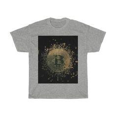 When Lambo? HODL Big Bullish Crypto T-Shirt 100/% Cotton Cryptocurrency Wear Brand