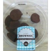 Whole Foods Market Two-Bite Belgian Chocolate Brownies