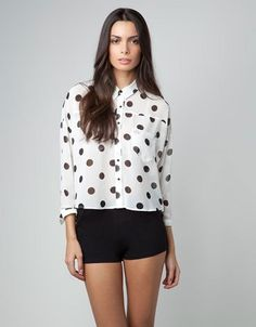 Girls-Forever [Moda para ti]: Moda: Tendencias Primavera-Verano 2013: Rayas y Lunares.