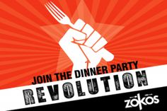 On Zokos, like Kickstarter, you use crowdfunding to host better dinner parties, more often! With Zokos you'll never worry about falling short again. Revolutionaries, Innovation Design, Finance, Party, Food Blogs, Dinner Parties, Healthy Eats, Foodies, Creativity