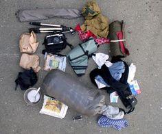 Camping vs. Touring