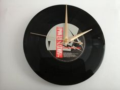 "The powerstation- some like it hot   7"" record clock gift £6.99"