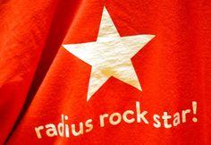 radius rock stars!
