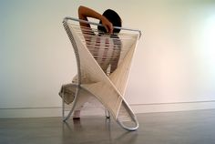 Weave Chair by Mariel Penner-Wilson at Coroflot.com