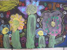 Mexican folk art (children)