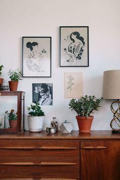My Living Room: Rescued Sideboard by Jeska Hearne