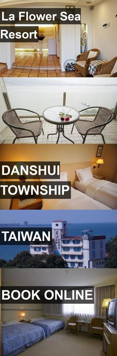 Hotel La Flower Sea Resort in Danshui Township, Taiwan. For more information, photos, reviews and best prices please follow the link. #Taiwan #DanshuiTownship #travel #vacation #hotel