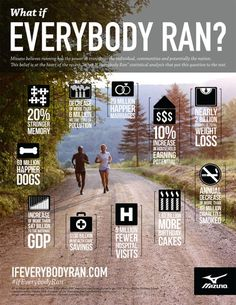 If EVERYBODY ran...