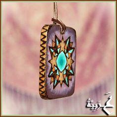 Náhrdelníky - Amulet - Bawabet el Negom - 4198154_
