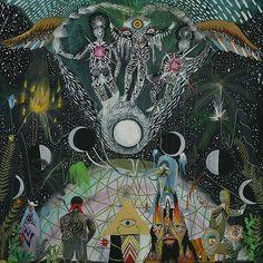 Mystical.
