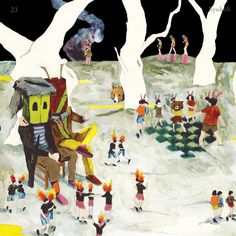 hyukoh (혁오) – TOMBOY Album: 23 Lyrics: 오혁 Composition: 오혁,