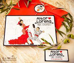 Lola Wonderful_Blog: Boda flamenco-taurina y olé!