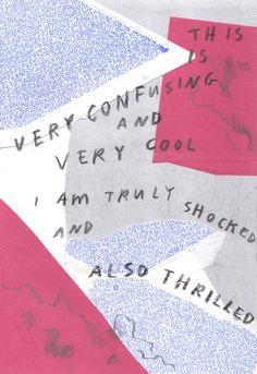 demiiwhiffin on Tumblr- art journal inspiration