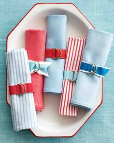 25 Red White and Blue Sewing Projects perfect for the 4th of July