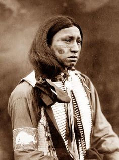Sioux Indians  | ... www.sonofthesouth.net/union-generals/sioux-indians/pictures/brave.jpg