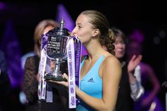 Mladenovic Outlasts Putintseva to Win Maiden WTA Title in St. Petersburg