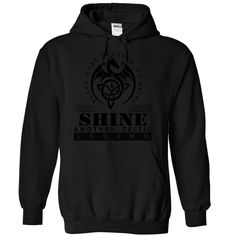 (Top Tshirt Popular) SHINE BLOOD RUNS THROUGH MY VEINS [Hot Discount Today] Hoodies, Funny Tee Shirts