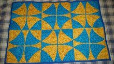 Mini-quilt #patchwork