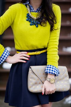 Geotechnical engineer, love fashion (especially preppy style), football and literature Preppy Mode, Preppy Style, Style Me, Navy Style, Mode Bcbg, Moda Formal, Casual Outfits, Cute Outfits, Skirt Outfits