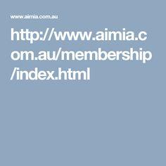 http://www.aimia.com.au/membership/index.html