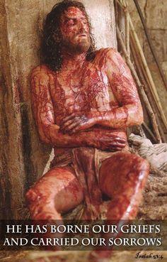 Jesus' scourging