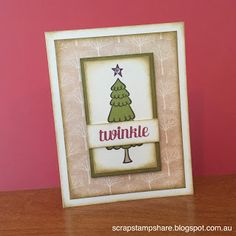 Scrap Stamp Share: Twinkle- CTMH October Stamp of the Month Australasian Blog Hop
