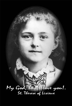 st therese of lisieux | St. Thérèse of Lisieux (child) Removable Image Plate - Catholic to ...