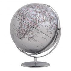 Emform Globus silber